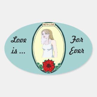 Sticker _gorgeous bride