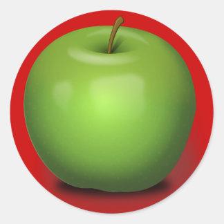 Sticker - Green Apple