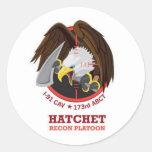 Sticker - Hatchet