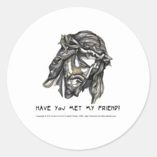 Sticker Have You Met (Saviour No 1)