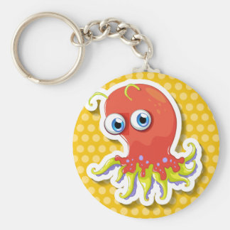 Sticker Keychain