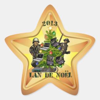 sticker LAN of Christmas 2013