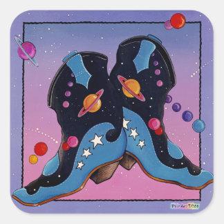 Sticker - Midnight Cowboy Boots