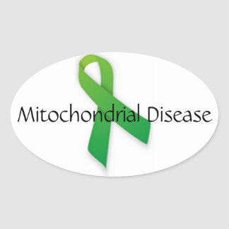 Sticker Mitochondrial Disease Awareness