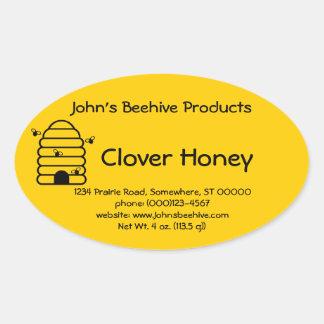Sticker (ovl) - Honey Business - Skep