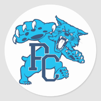 Sticker - Pendleton County Wildcats