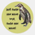 Sticker Pinguin 01