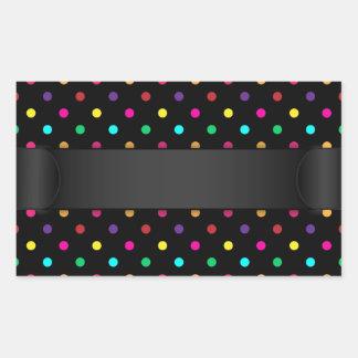 Sticker Polka Dot