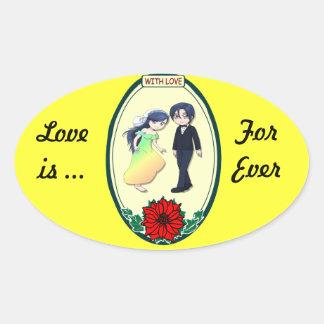 Sticker _Rainbow bride