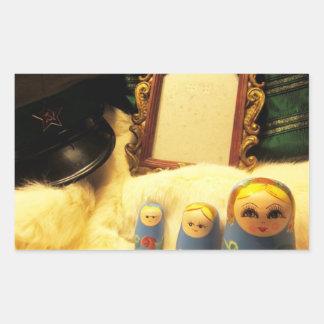 sticker russia ussr matryoshka pillow general film