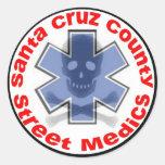 Sticker - Santa Cruz County Street Medics