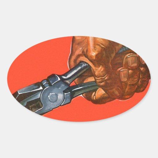 Sticker Scrapbooking Handyman Pliers Grip Handy