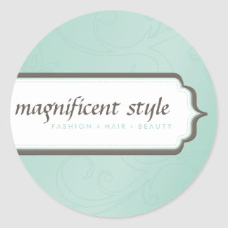 STICKER SEAL :: stylish magnificence 2