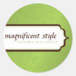 STICKER SEAL :: stylish magnificence 9