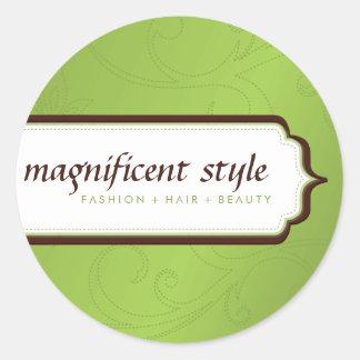 STICKER SEAL stylish magnificence 9