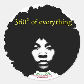 Sticker sean360x 360°
