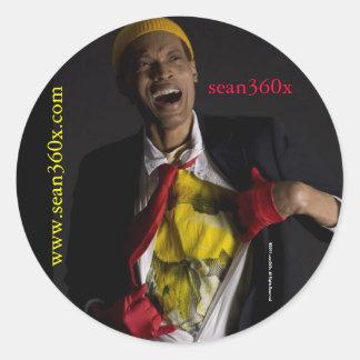 Sticker sean360x YoBama RacEater