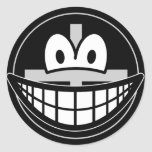 Black widow smile   sticker_sheets