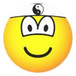 Karate emoticon   sticker_sheets