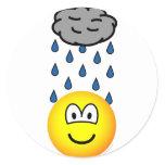 Depressed emoticon   sticker_sheets