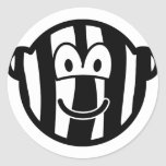 Zebra buddy icon   sticker_sheets