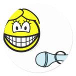Cinderella smile lost slipper  sticker_sheets