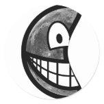 Half moon smile   sticker_sheets