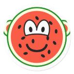Watermelon buddy icon   sticker_sheets