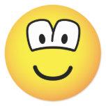 Telly/computer overdose emoticon   sticker_sheets