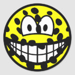 Cheetah smile   sticker_sheets
