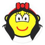 Snowwhite buddy icon   sticker_sheets