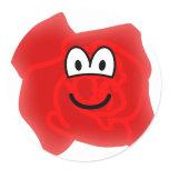 Roos emoticon   sticker_sheets