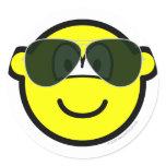 Aviators buddy icon Sunglasses   sticker_sheets