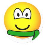 Green belt emoticon   sticker_sheets