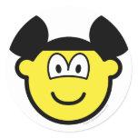 Disney world buddy icon   sticker_sheets