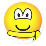 Yellow belt emoticon   sticker_sheets