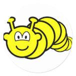 Caterpillar buddy icon   sticker_sheets