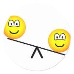 Seesaw emoticon   sticker_sheets