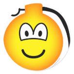 Grenade emoticon   sticker_sheets