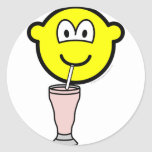 Milkshake buddy icon   sticker_sheets