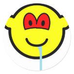 Zombie buddy icon   sticker_sheets