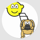 Guide dog buddy icon   sticker_sheets