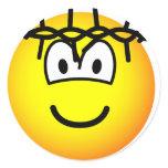 Jesus emoticon   sticker_sheets