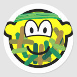 Camouflage buddy icon   sticker_sheets