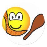 Caveman emoticon   sticker_sheets