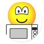 Microwaving emoticon   sticker_sheets