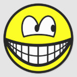 Looking right smile   sticker_sheets