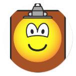Clipboard emoticon   sticker_sheets