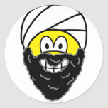 Osama Bin Laden smile   sticker_sheets