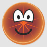 Grapefruit emoticon   sticker_sheets